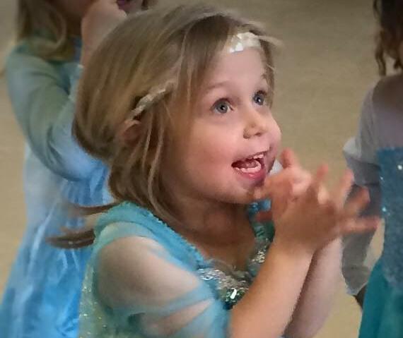 kids dance parties reigate