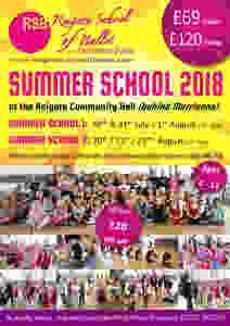Reigate Summer Activities