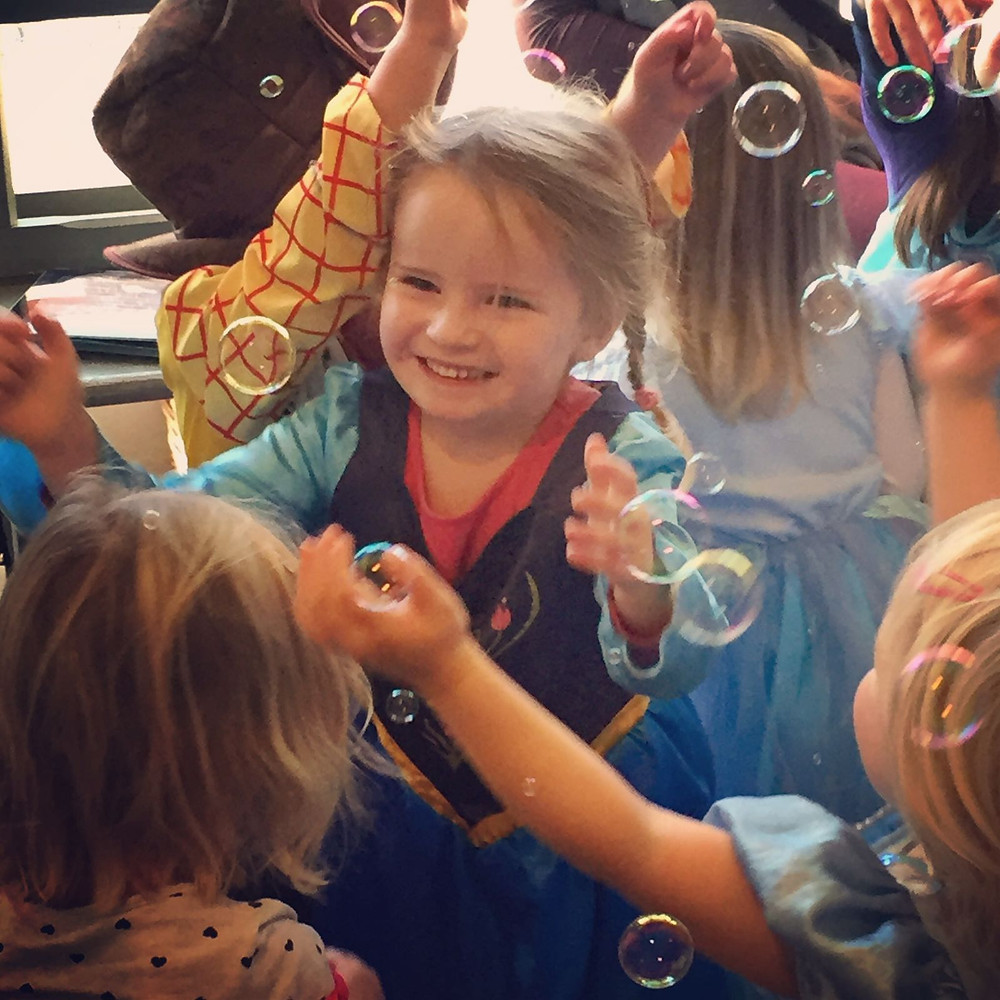 dance parties for children Reigate
