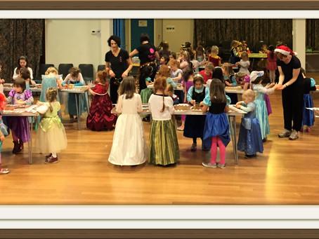 Princess Dance Parties in Reigate