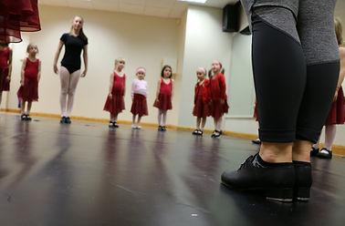 Tap dance classes in carshalton