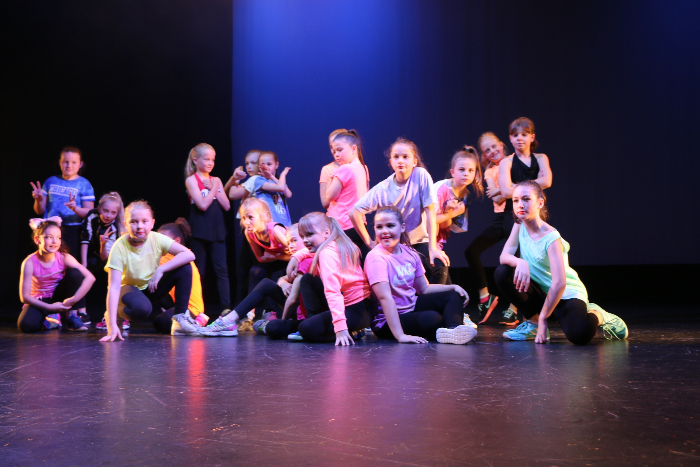 Street dance classes reigate