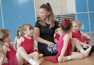 toddler ballet lessons in carshalton