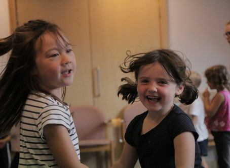 Dance & Holiday Camps Reigate