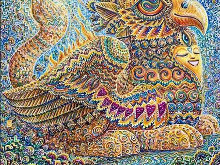 The mental and metaphysical effects of #microdosing LSD