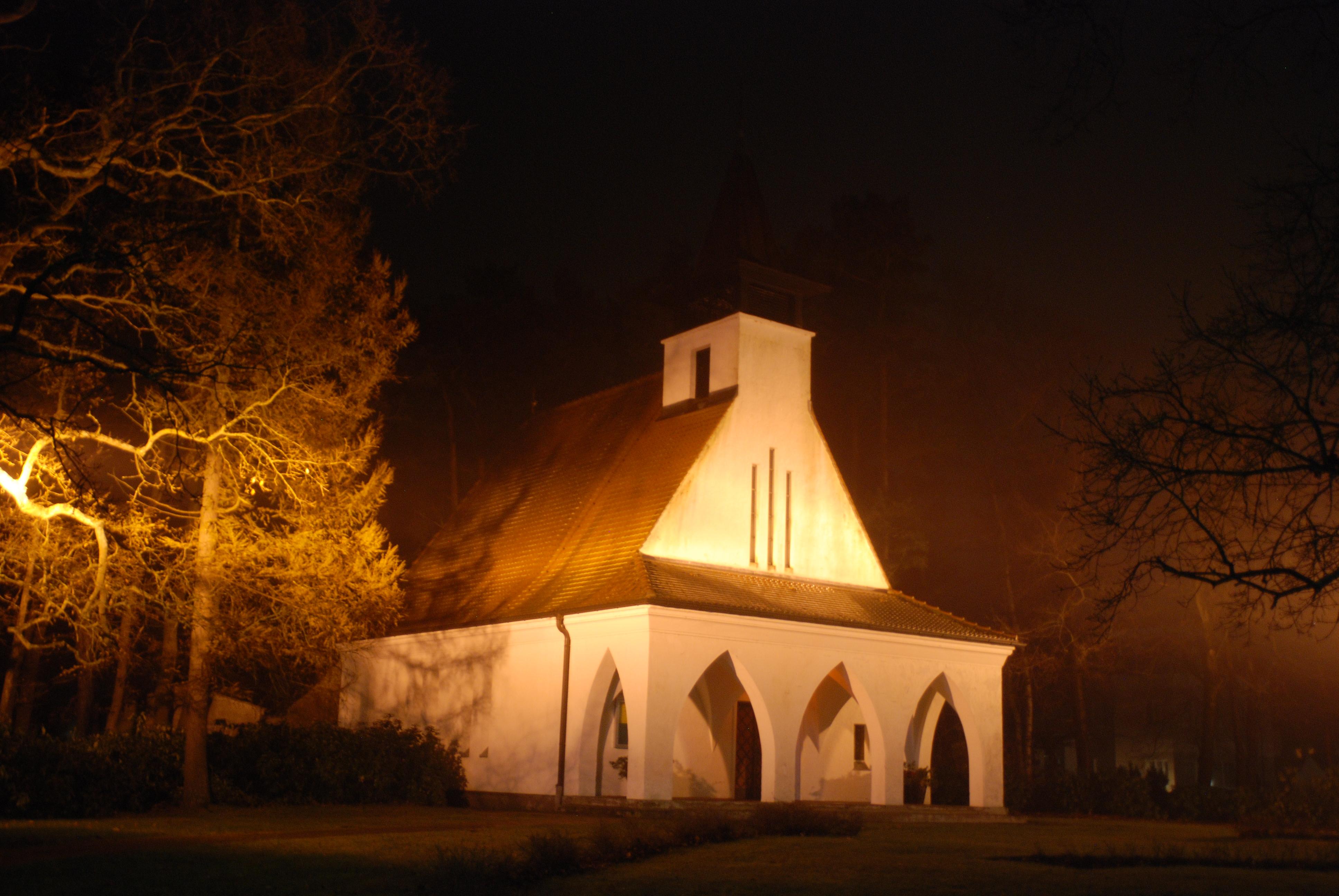 Kirche Baabe