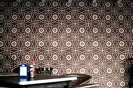 Étoile Flower Wallpaper