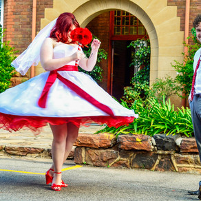 1950's Retro Themed Wedding | Johannesburg South Africa