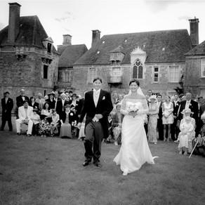 Destination Wedding: Alison & Ludovic's wedding in the Village of Saint-Pierre-du-Mesnil, France