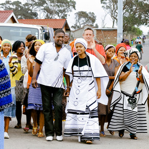 Traditional Xhosa Wedding | Port Elizabeth South Africa