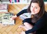 Pavlína Louženská: Mám pět set kilo časopisů.