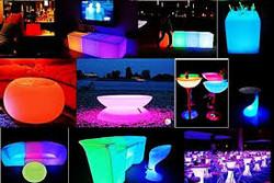 led collage