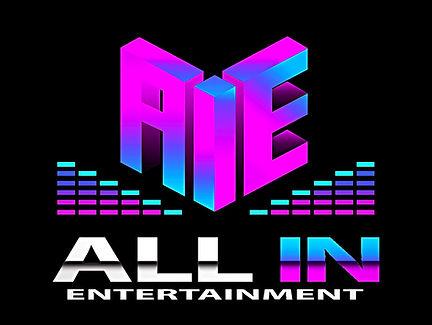 All In Entertainmnt logo