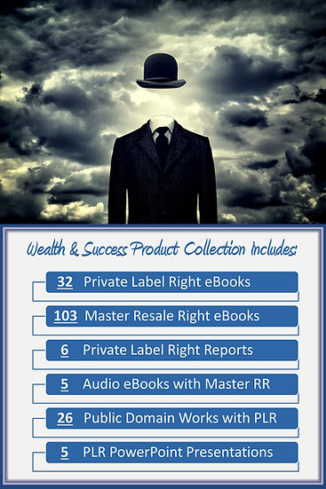Wealth and Success Product Profit Pack