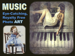 MUSIC Photo Art Collection