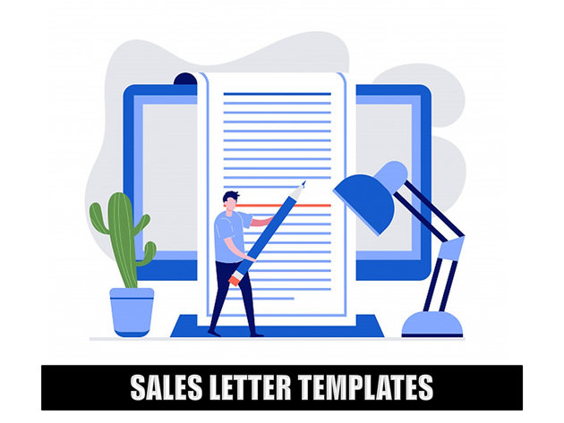 Salesletter Templates To Go