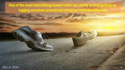 One of the most astonishing human traits