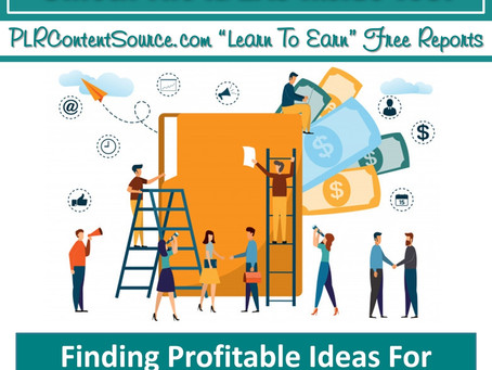 Finding Profitable Ideas for Writing Non-Fiction And Kindle Books