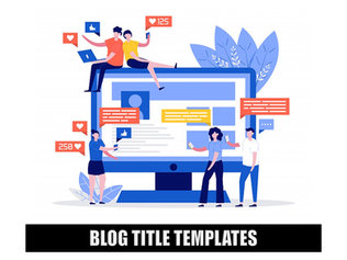 Blog Title Templates To Go