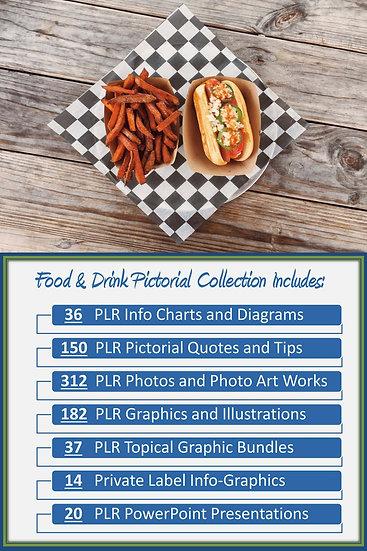 Food and Drink Pictorial Portfolios
