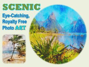 SCENIC Photo Art Collection