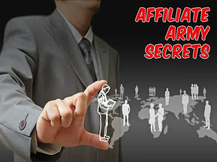 Affiliate Army and Free Traffic PLR Reports
