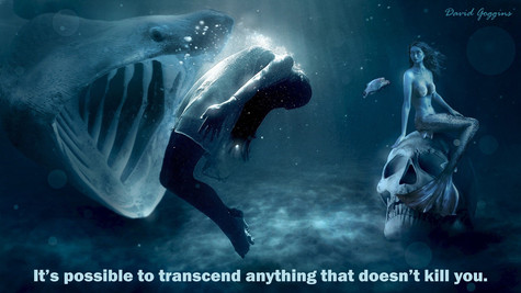 It's possible to transcend anything