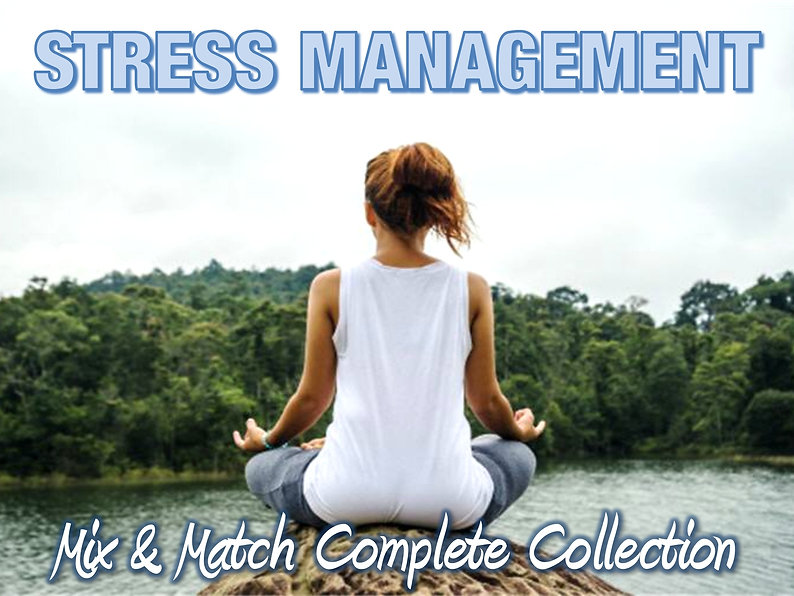 Stress Management Private Label Content
