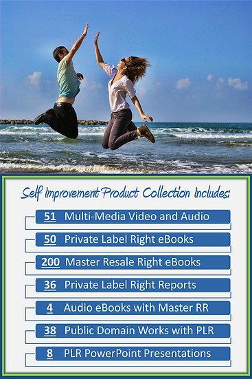 Self Improvement Product Profit Pack