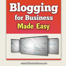 BLOGGING FOR BUSINESS REPORT