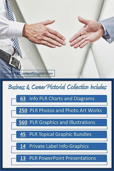 Business and Career Pictorial Portfolios