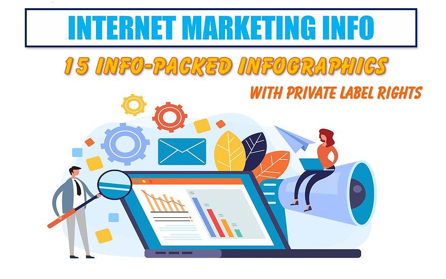Internet Marketing Infographics - Group 1