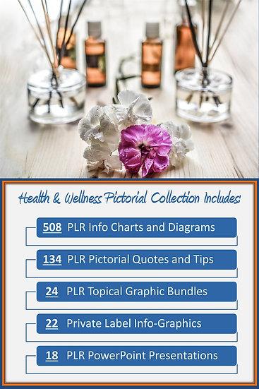 Health and Wellness Pictorial Portfolios
