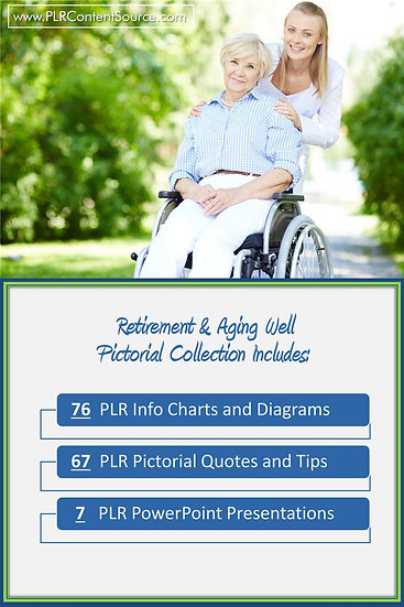 Retirement and Aging Well Pictorial Portfolios