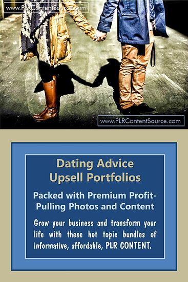 Dating Advice Upsell Content Collection
