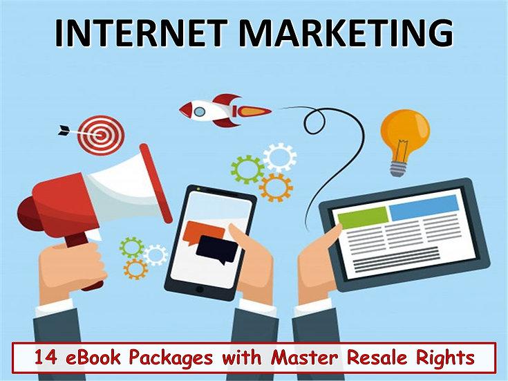Internet Marketing eBook Bundle