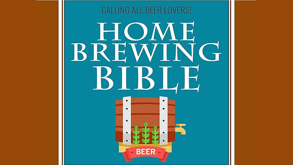 Home Brewing PLR Pack