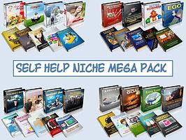 Self Help Niche MEGA Pack