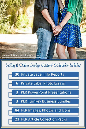 Dating and Online Dating Content Portfolios