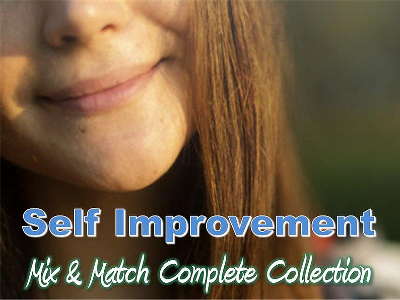 Self Improvement PLR Content Portfolio