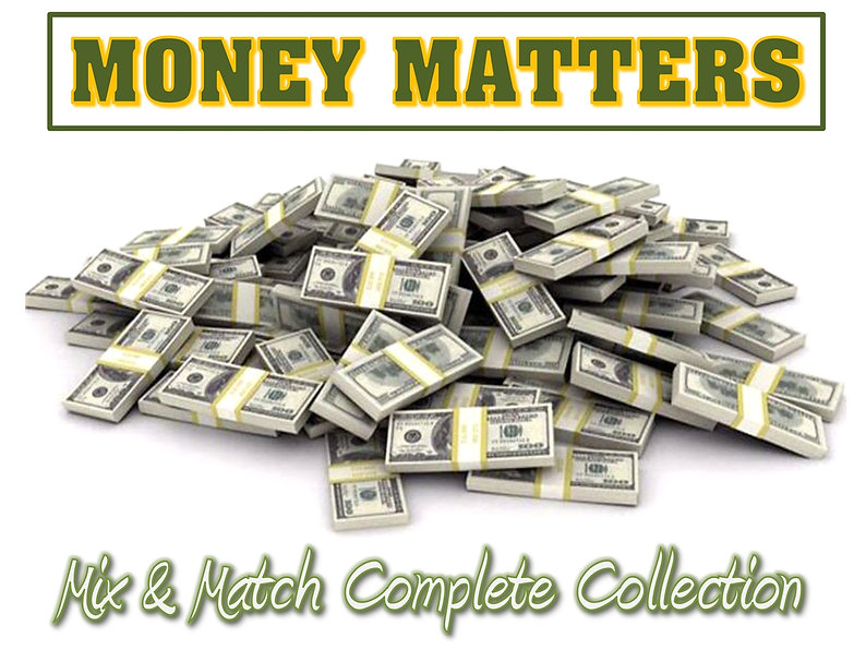 Money Matters PLR Content Collection