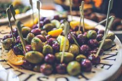 Olives, Pickles