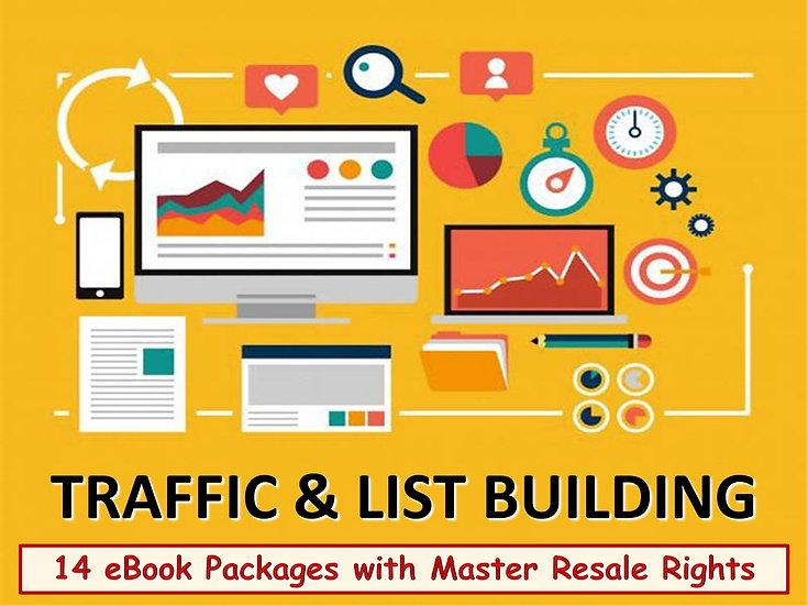 Traffic and List Building eBook Bundle