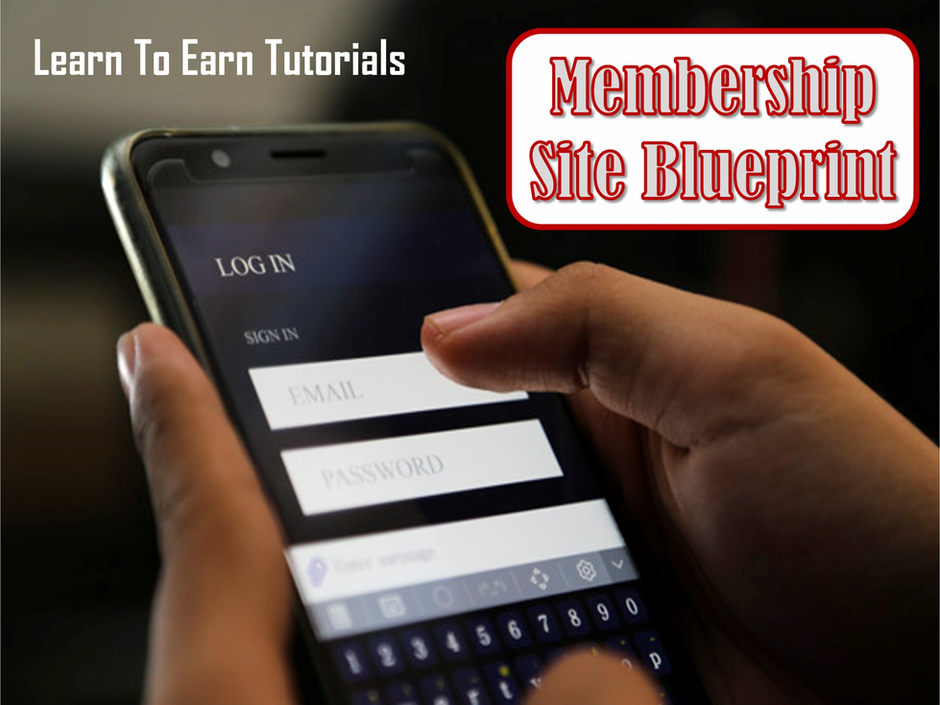 Membership Site Blueprints Free Tutorials