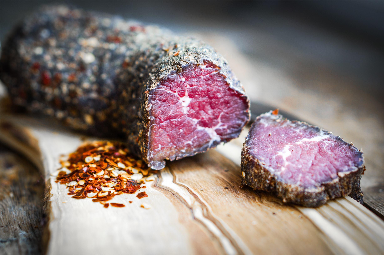 meat, roast