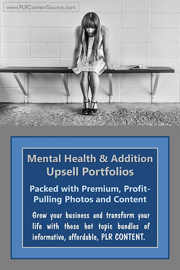 Mental Health Upsell Content Collection