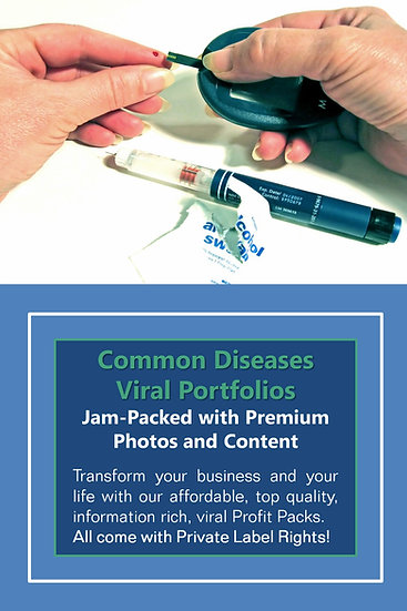 Common Diseases and Disorders Niche Domination Pack