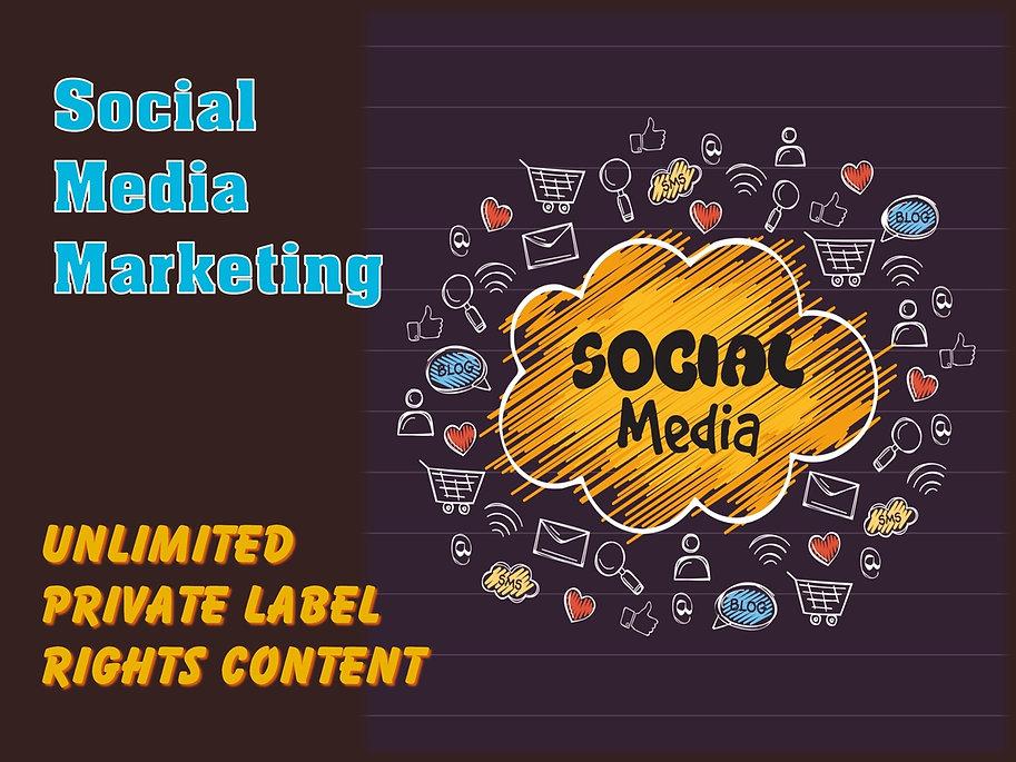 Social Media Marketing Content