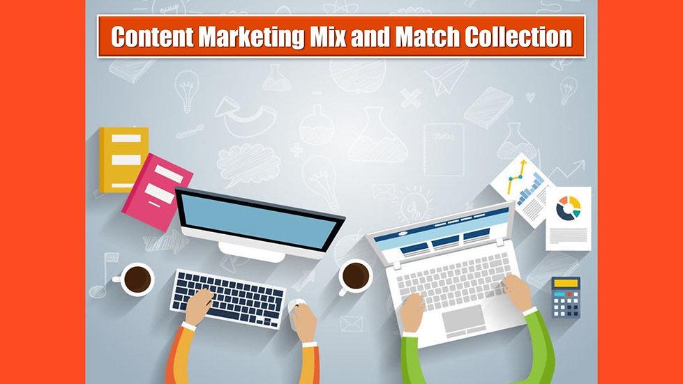 Content Marketing Multi-Media Sales Funnels