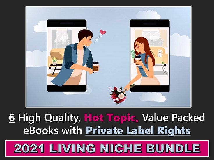2021 Living Niche PLR eBook Bundle